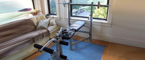 Montar un gimnasio en casa - Maquinas para gimnasio en casa ...