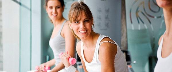 Rutinas para mujeres en el gimnasio